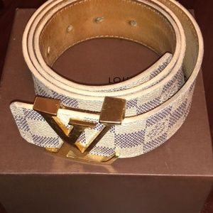 LV belt 80cm 114